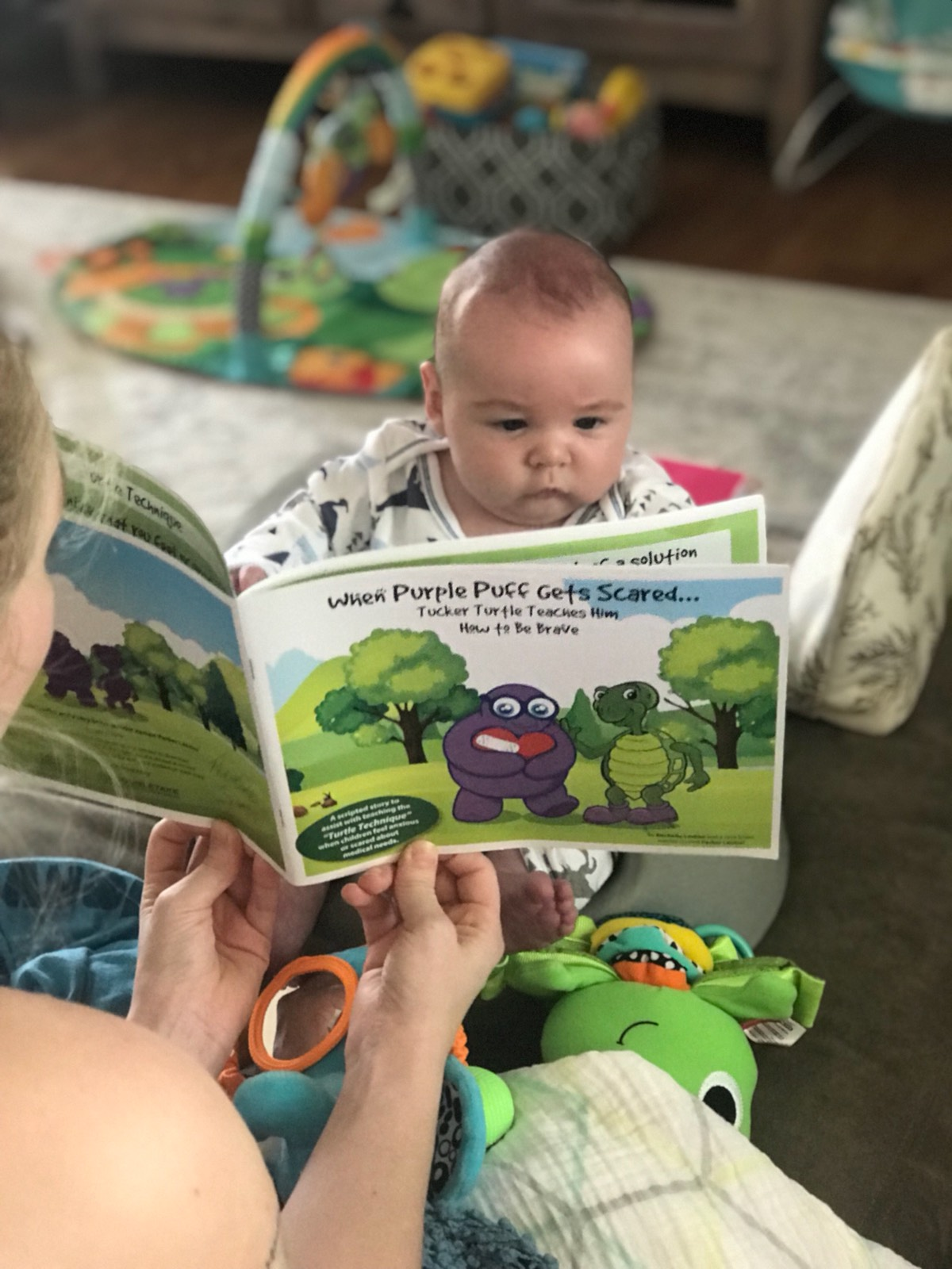 Baby and Coping book2